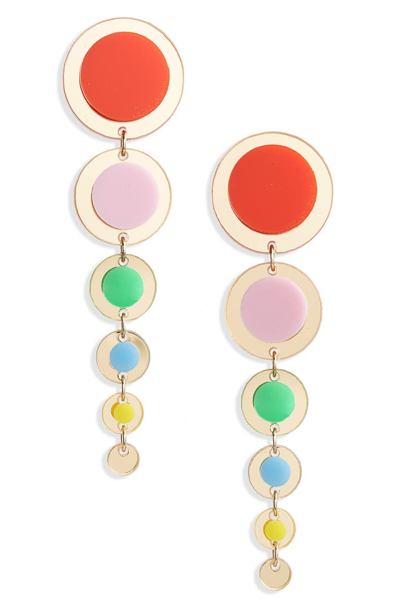 MELODY EHSANI Align Your Chakras Earrings, Main, color, 960