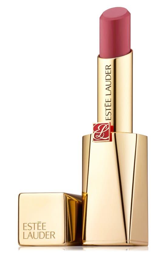 Estée Lauder Pure Color Desire Rouge Excess Creme Lipstick In Seduce-creme