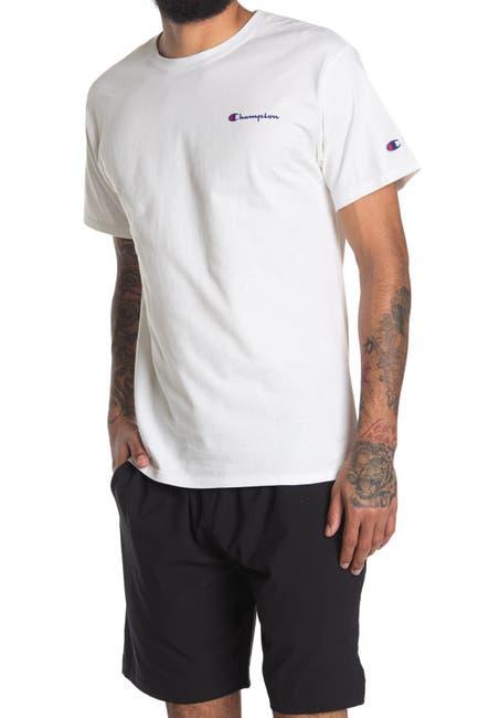 Image of Champion Classic Graphic Crew Neck T-Shirt