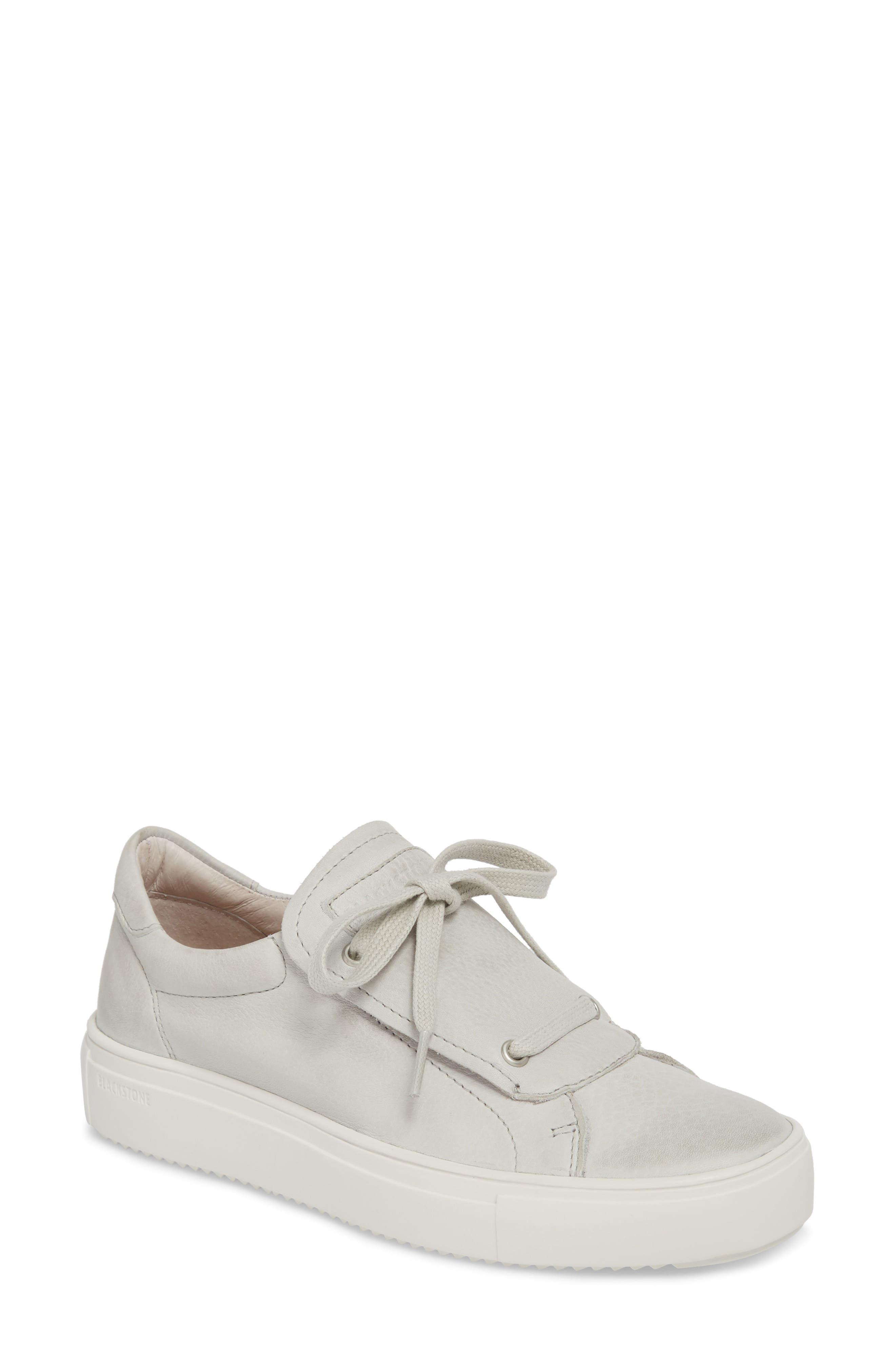Blackstone Pl72 External Tongue Sneaker Grey