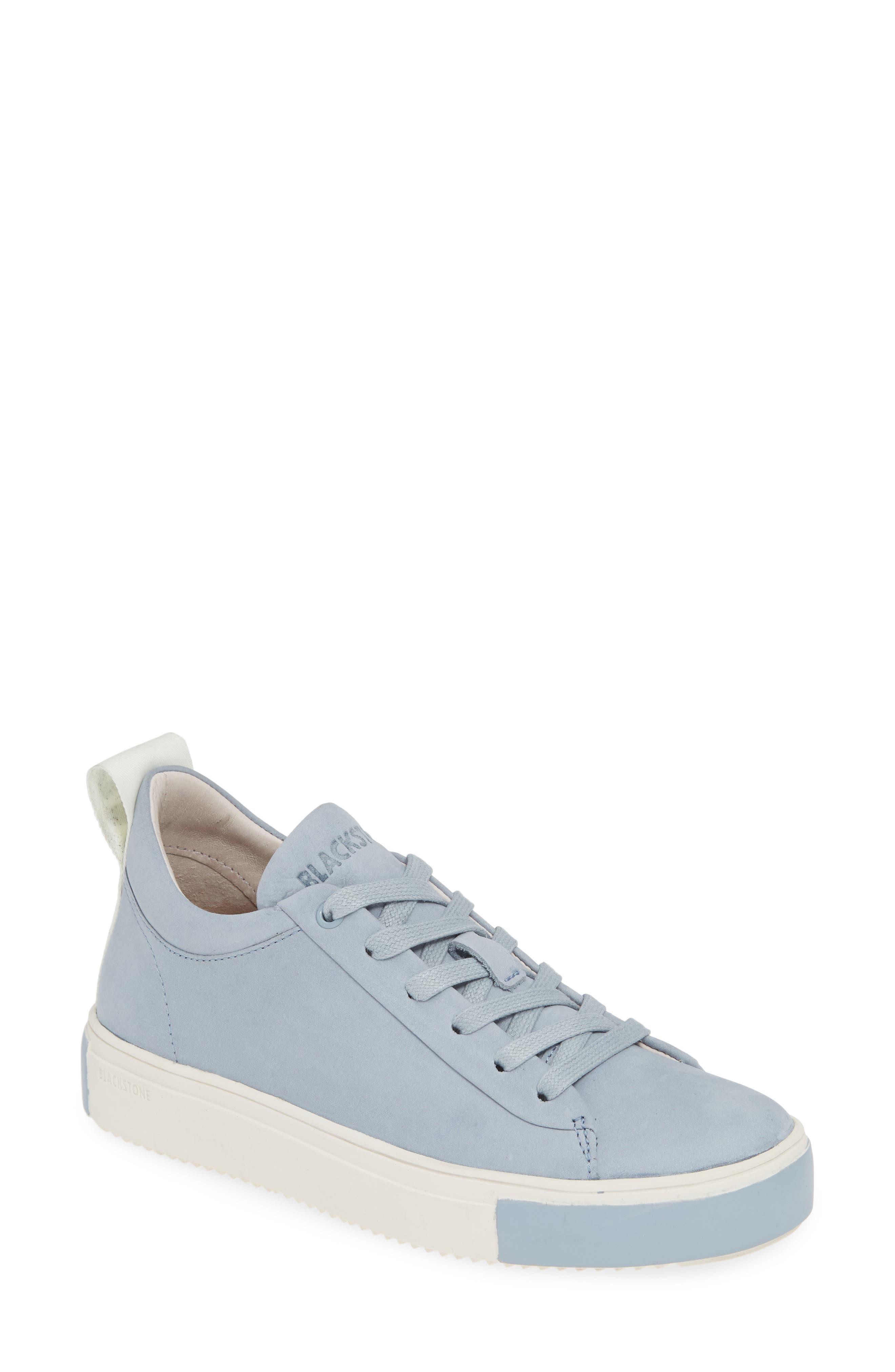 Blackstone Rl65 Mid Top Sneaker, Blue