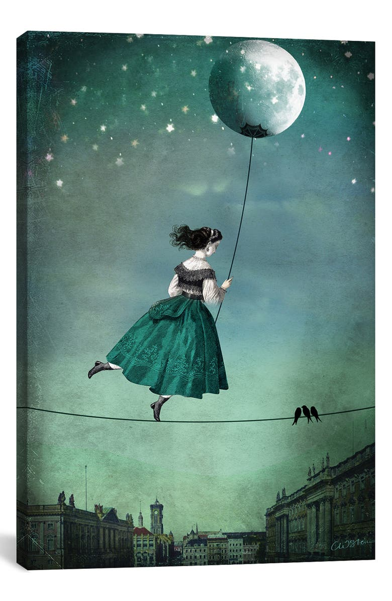 ICanvas Moonwalk By Catrin Welz Stein Gicl E Print Canvas Art