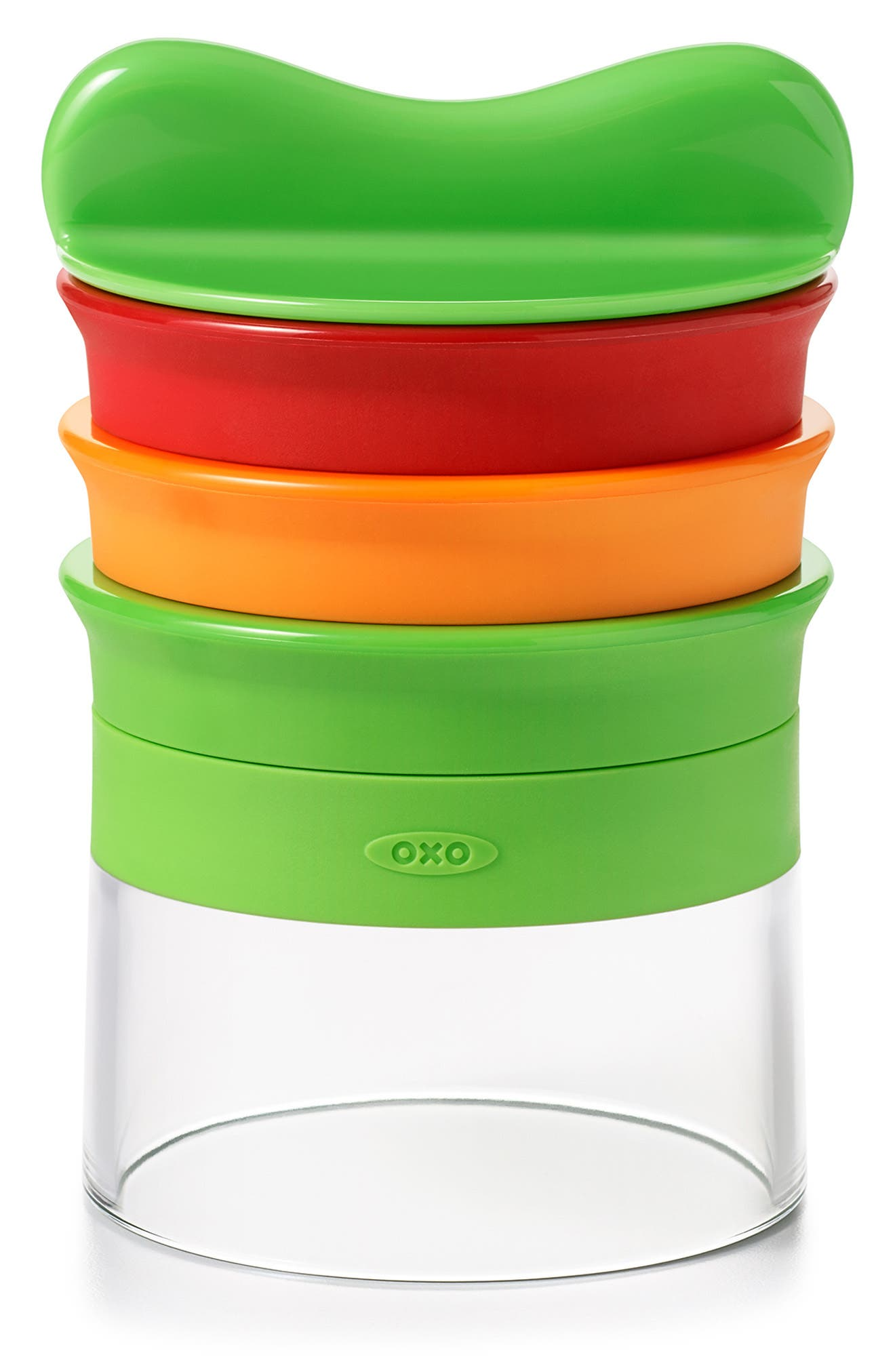 Image of Oxo 3-Blade Hand Held Spiralizer