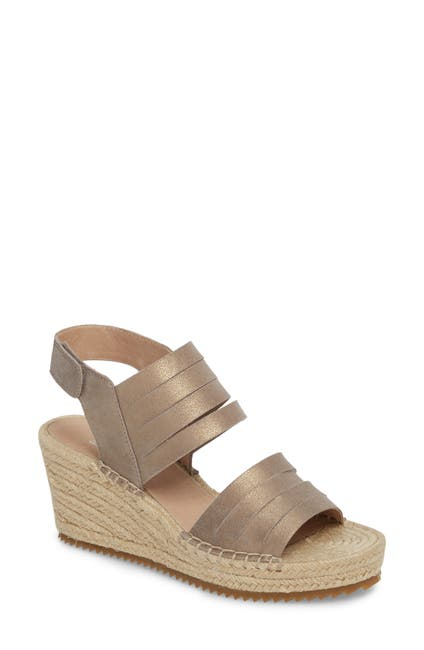 Image of Eileen Fisher Largo Espadrille Wedge Sandal