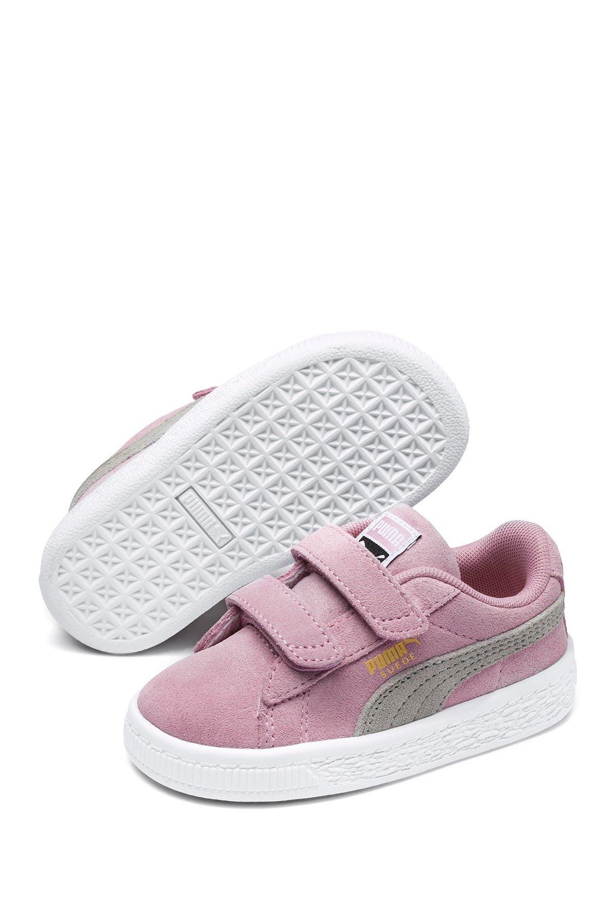 Image of PUMA Suede 2 Strap Sneaker