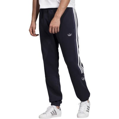 Adidas Originals Trefoil Outline Fleece Sweatpants