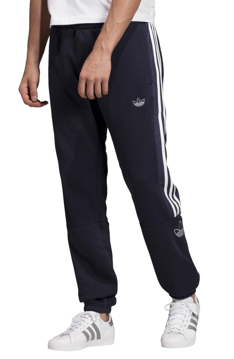 adidas fleece wear