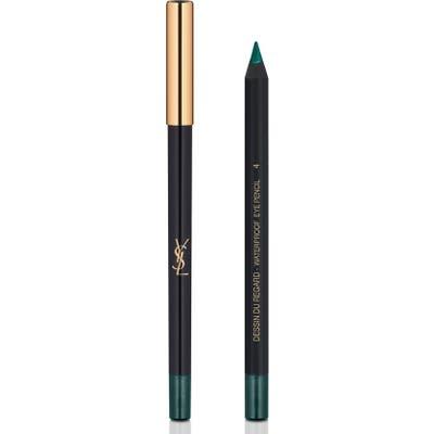 Yves Saint Laurent Dessin Du Regard Waterproof Eyeliner Pencil -