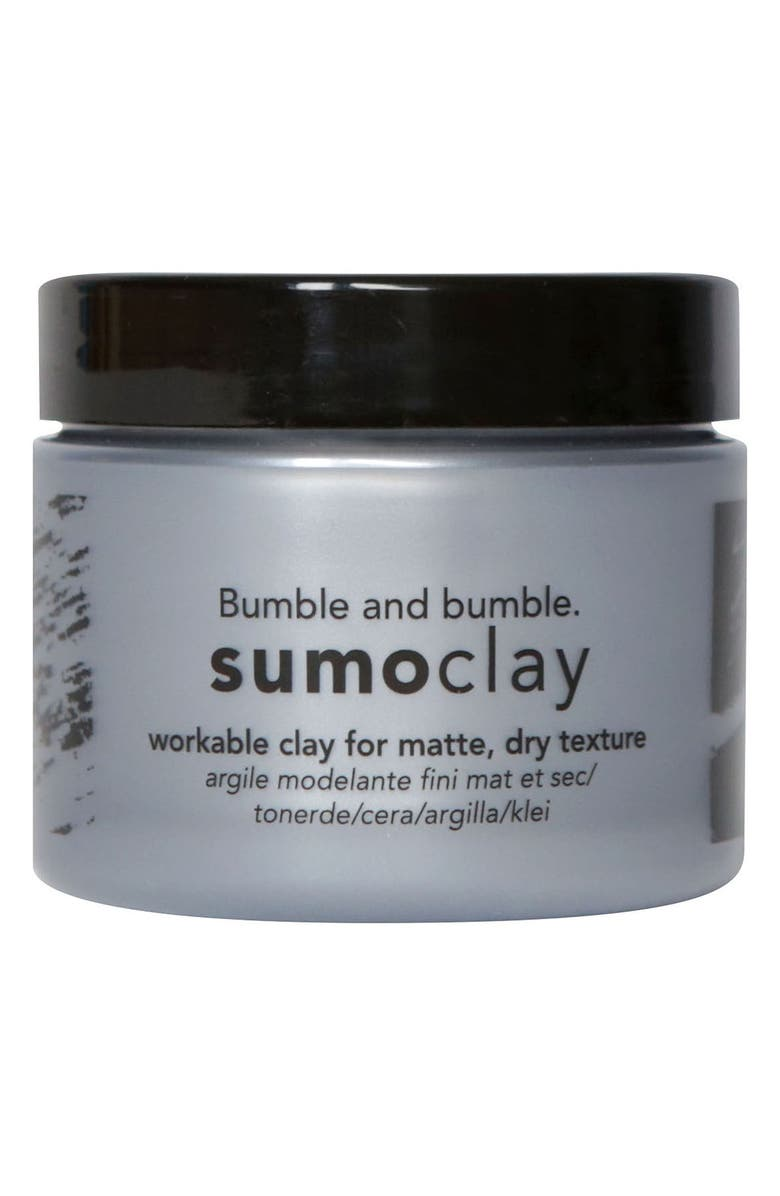 BUMBLE AND BUMBLE. Sumo Clay, Main, color, NO COLOR