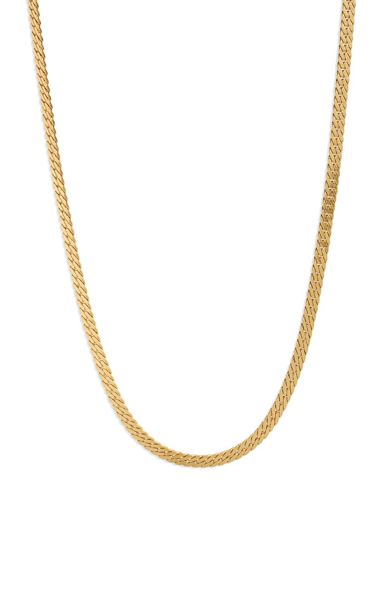 MADEWELL Simple Chain Necklace, Main, color, 711