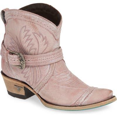 Lane Boots Ballyhoo Bootie, Pink