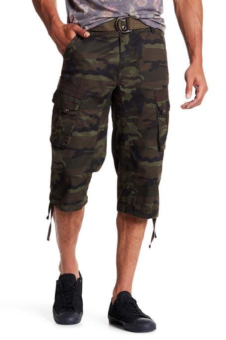 XRAY - Belted Cargo Shorts