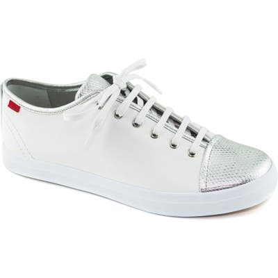 Marc Joseph New York Bleecker Street Sneaker, White