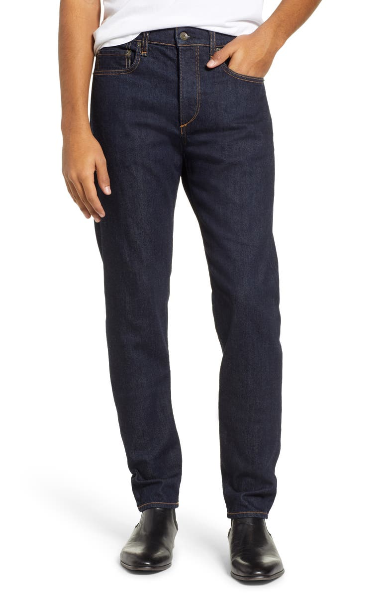 RAG & BONE Fit 2 Slim Fit Selvedge Jeans, Main, color, INDIGO RINSE