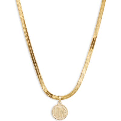 Ellie Vail Gibson Love Pendant Necklace