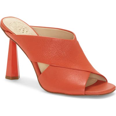 Vince Camuto Averessa Slide Sandal- Orange