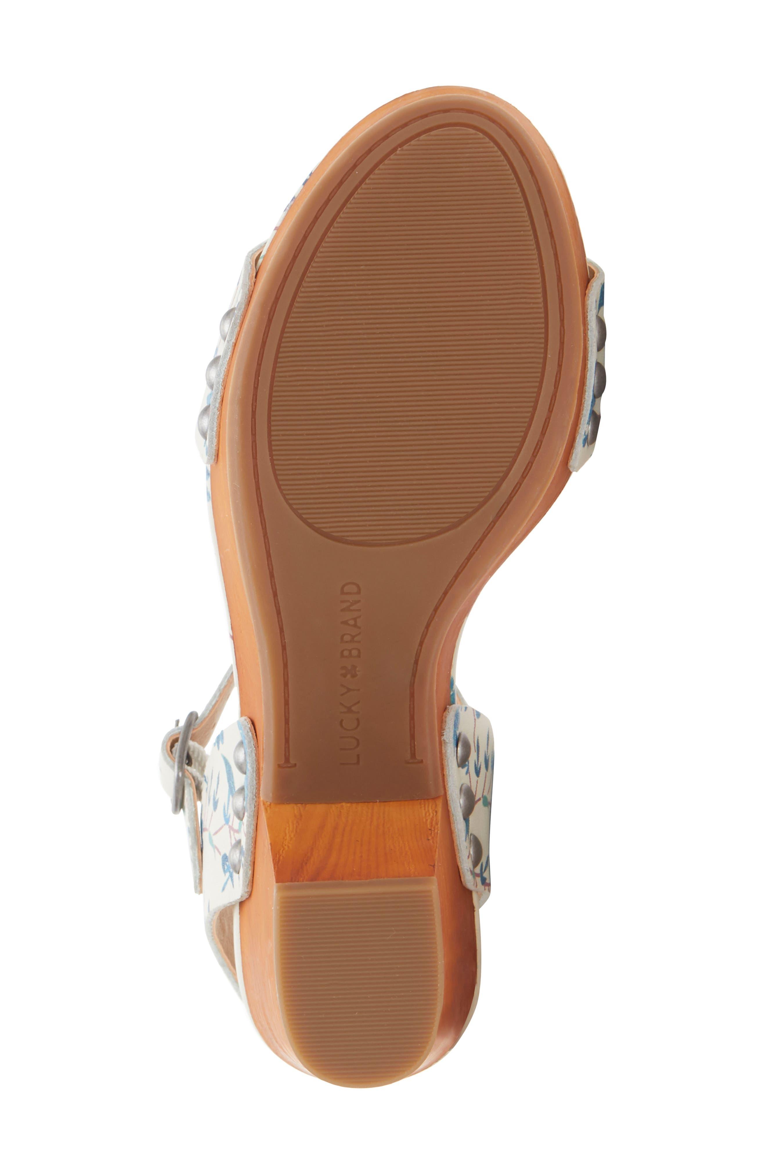 Lucky Brand | Trisa Platform Sandal