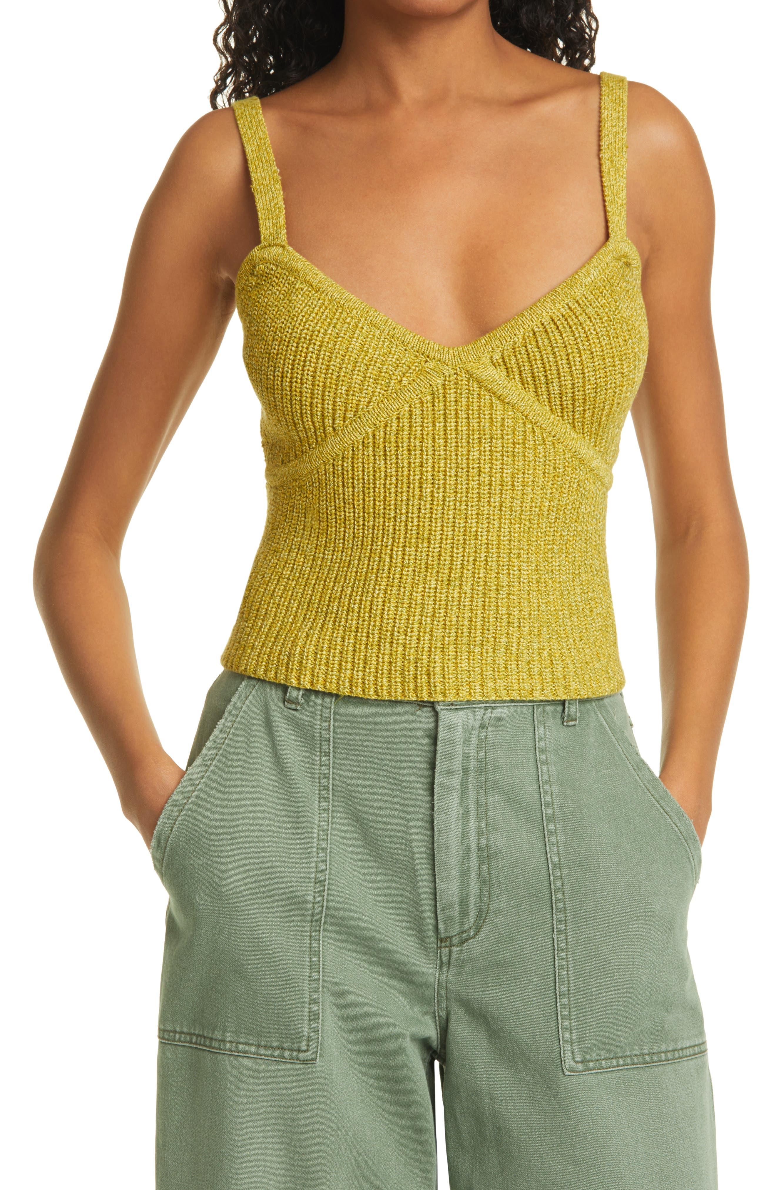 Beach To Bar Sweater Camisole