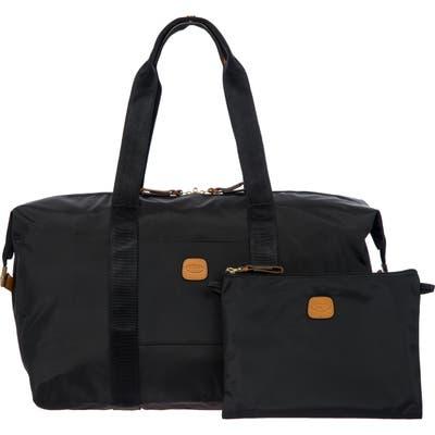 Brics X-Bag 18-Inch Folding Duffle Bag - Black