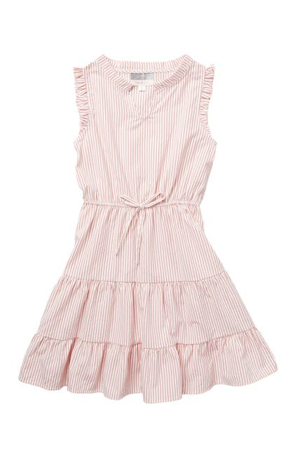 Image of Pastourelle by Pippa and Julie Stripe Tiered Dress