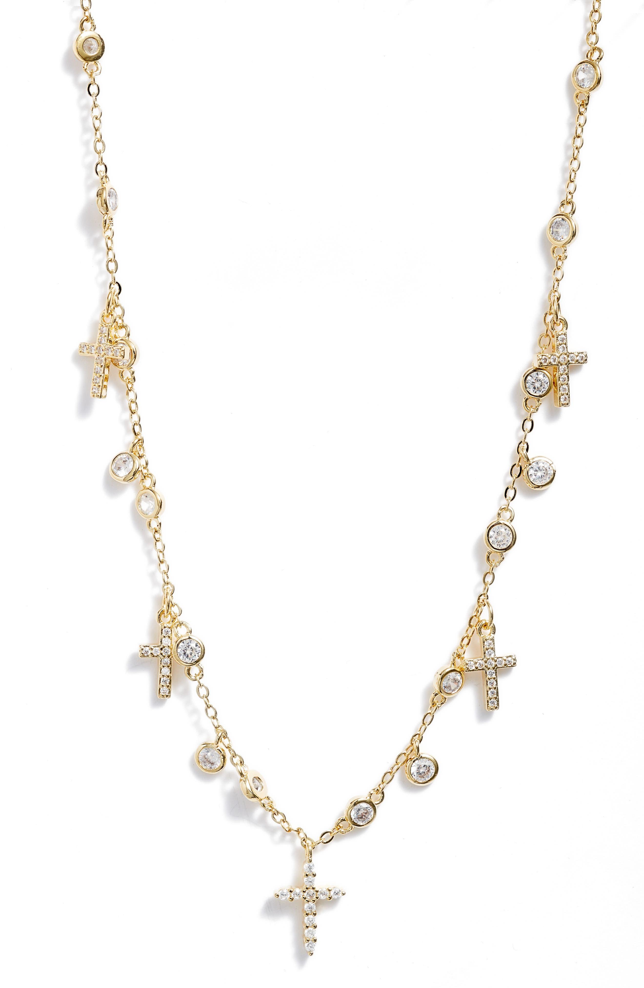 Abundant Pendant Necklace