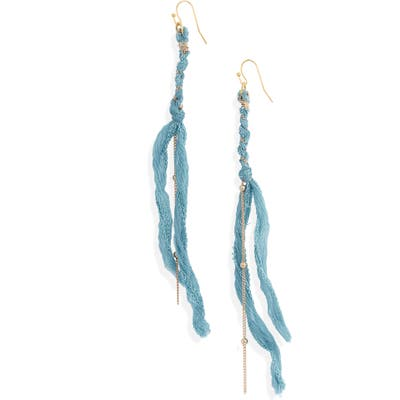 Lux Divine Tallulah Long Earrings