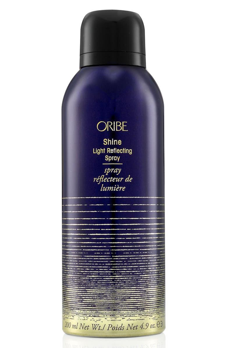 ORIBE Shine Light Reflecting Spray, Main, color, NO COLOR