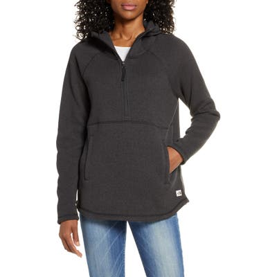 The North Face Crescent Hooded Pullover, Black