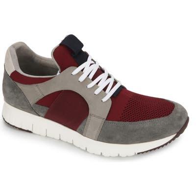 Kenneth Cole New York Bailey Sneaker, Burgundy