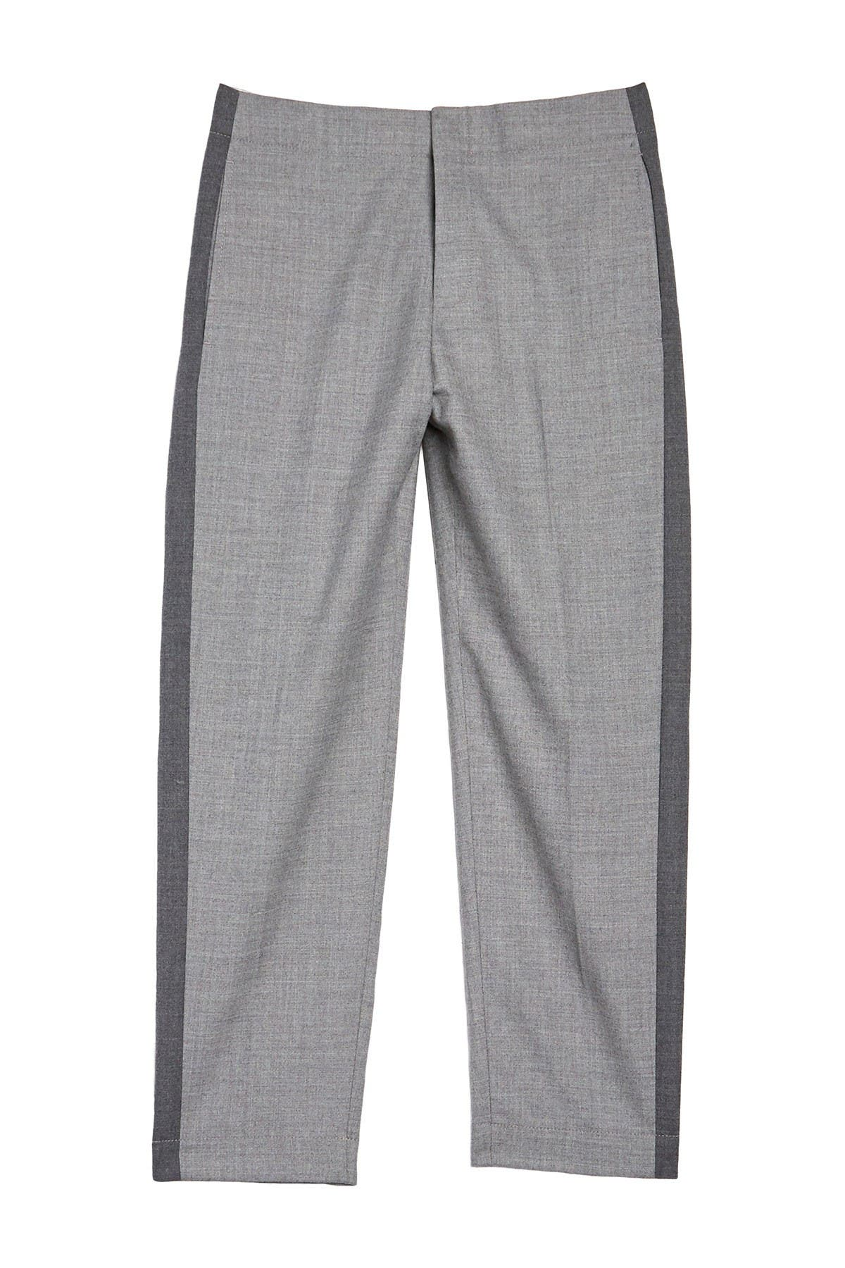 Image of CLUB MONACO Yanne Side Panel Trouser Pants