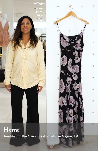 Maya Evening Dress, sales video thumbnail