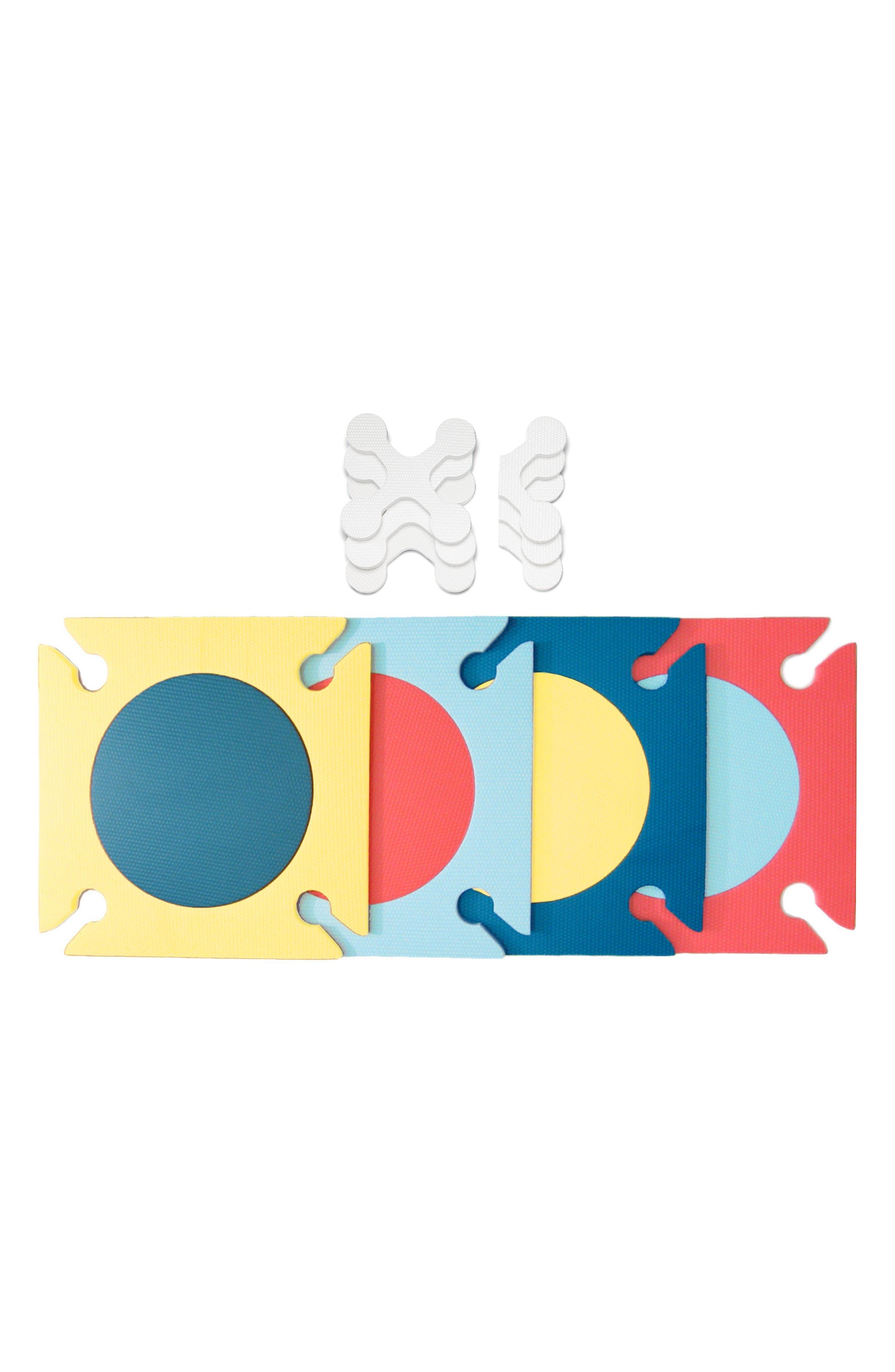 Skip Hop Playspot Floor Tiles Size One Size  Blue