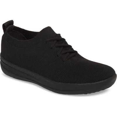 Fitflop F-Sporty Uberknit(TM) Sneaker, Black
