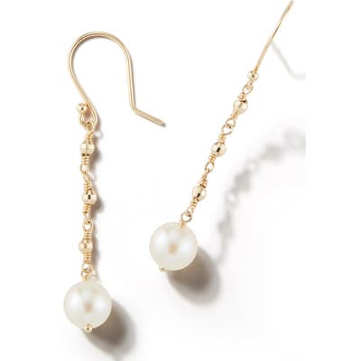 Mizuki Sea Of Beauty Akoya Pearl Drop Earrings
