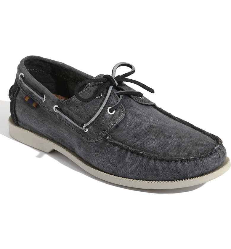 FOSSIL 'Bruno' Boat Shoe Oxford, Main, color, 001