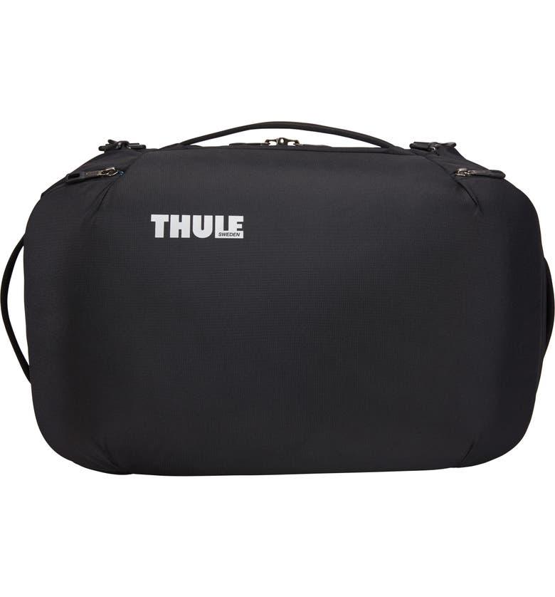 THULE Subterra Convertible Carry-On, Main, color, BLACK