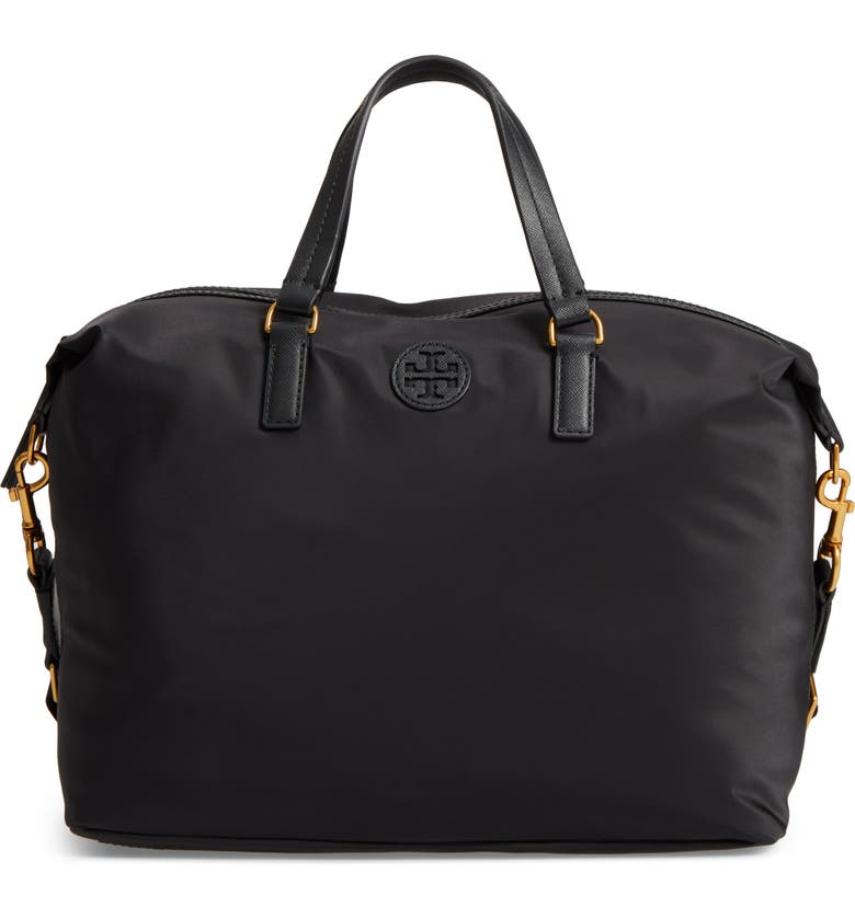 367dbfcc4a Tory Burch Scout Nylon Satchel | Nordstrom