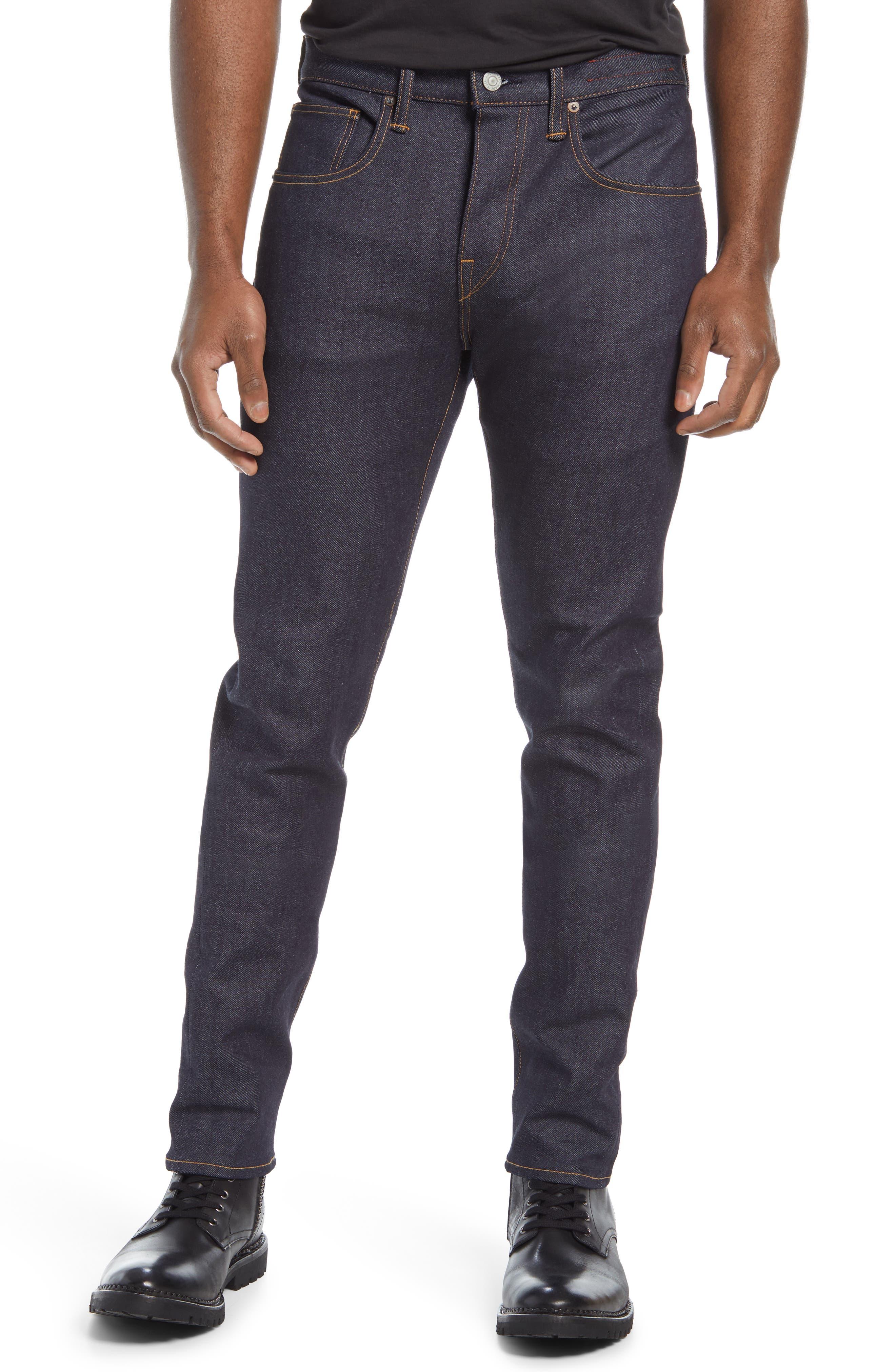 The Scissors Slim Tapered Jeans