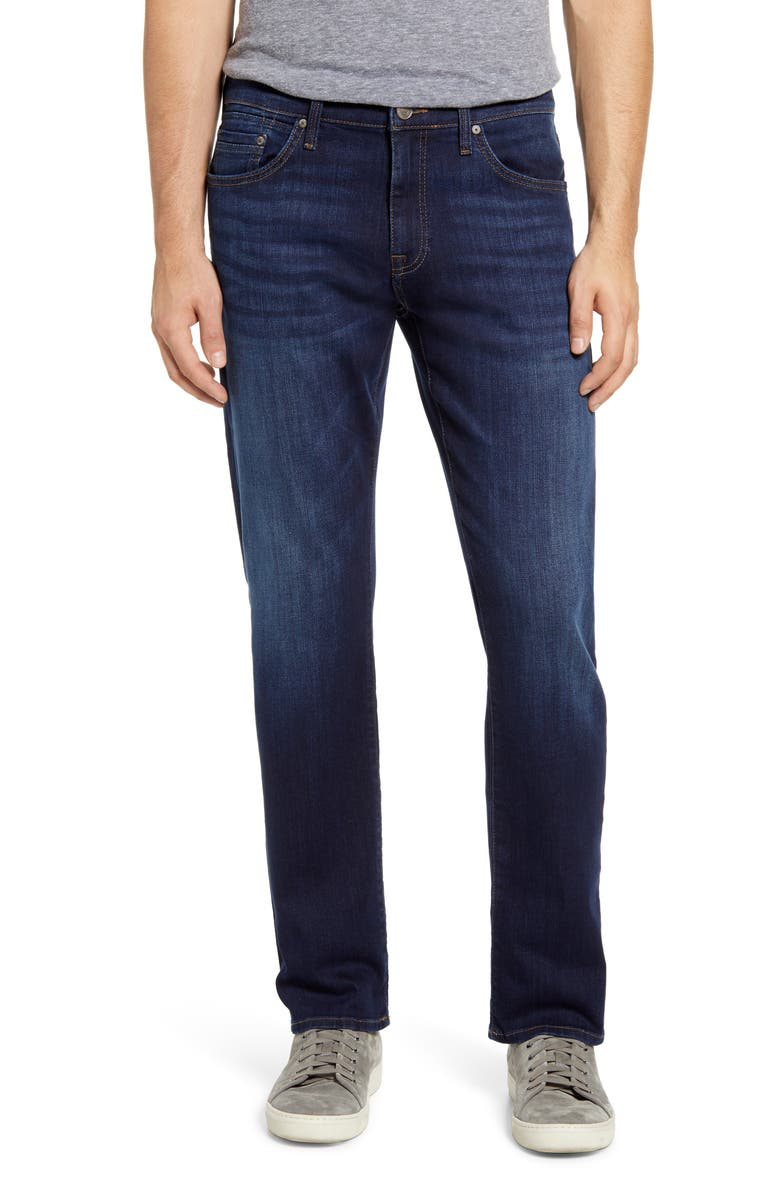 MAVI JEANS Zach Straight Leg Jeans, Main, color, 401