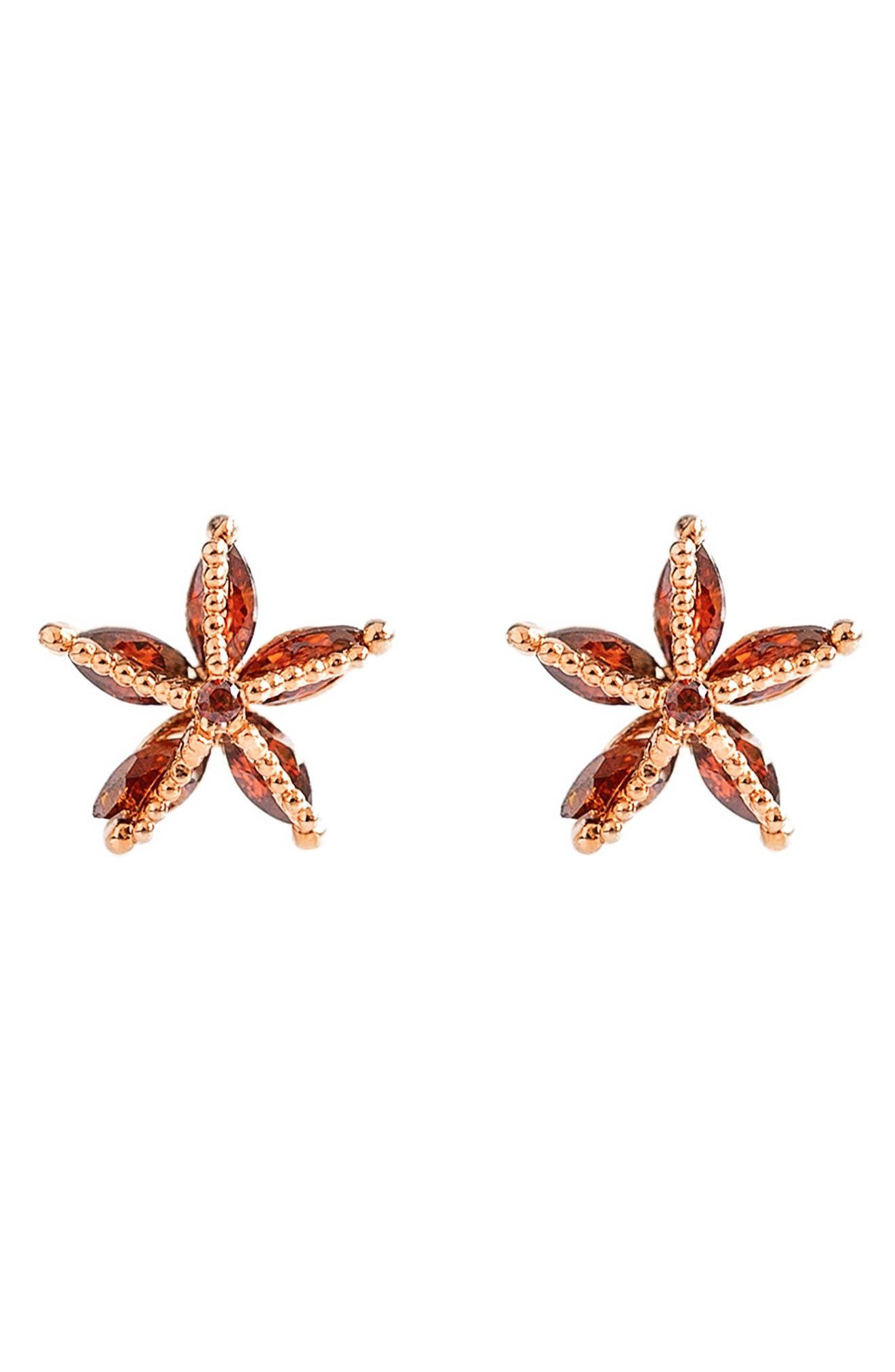 Super Starfish Stud Earrings