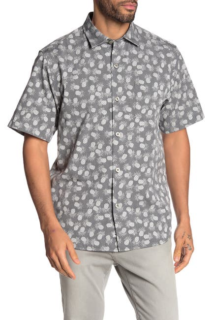 Image of Tommy Bahama Positano Pineapples Button Down Shirt