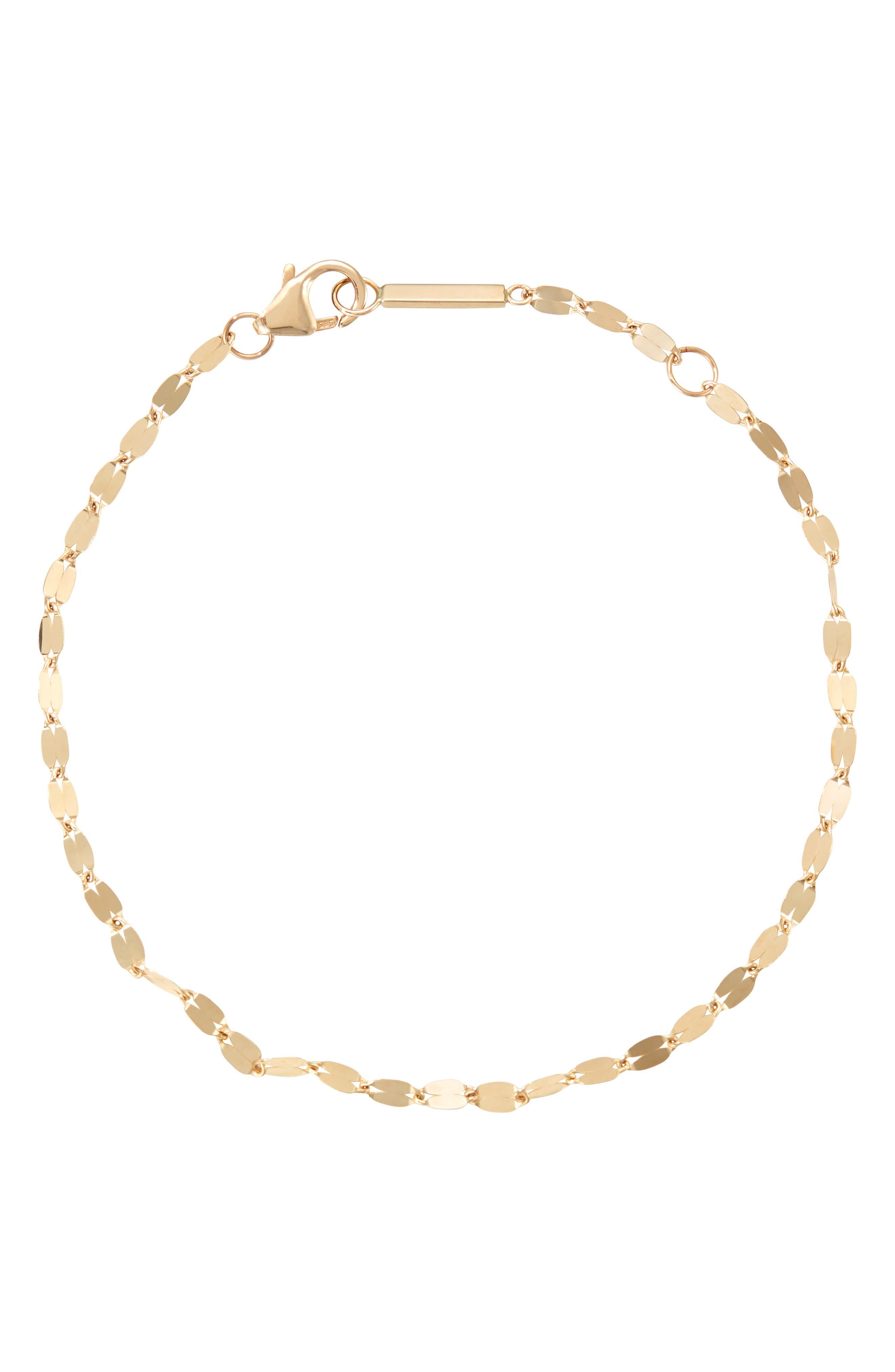 Mega Gloss Blake Link Bracelet
