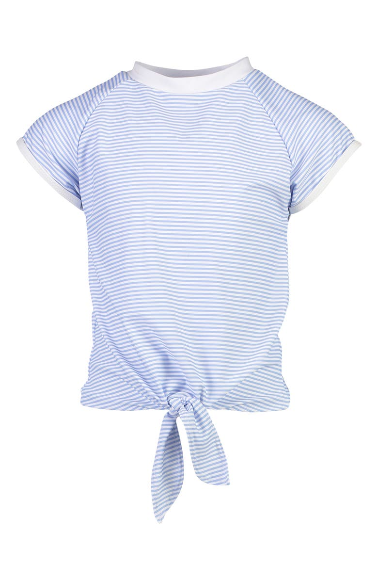 SNAPPER ROCK Short Sleeve Rashguard, Main, color, 450