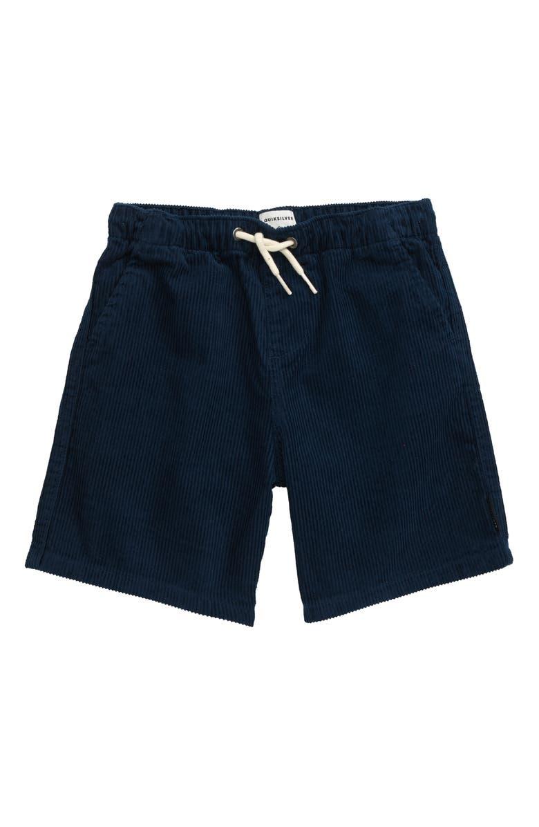 QUIKSILVER Wax Out Shorts, Main, color, MOONLIT OCEAN