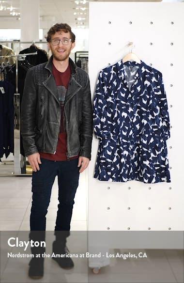 Brushstrokes Shirt Jacket, sales video thumbnail