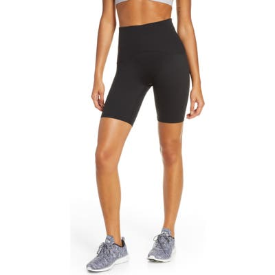 Spanx Active Bike Shorts, Black
