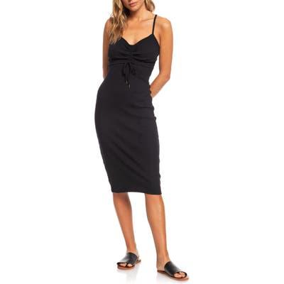 Roxy Wave Dreamer Slipdress, Black