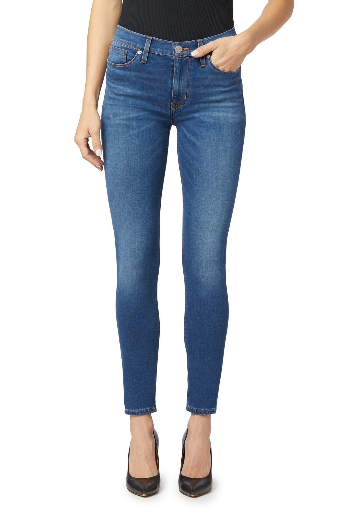 Image of HUDSON Jeans Natalie Midrise Super Skinny Ankle Jeans