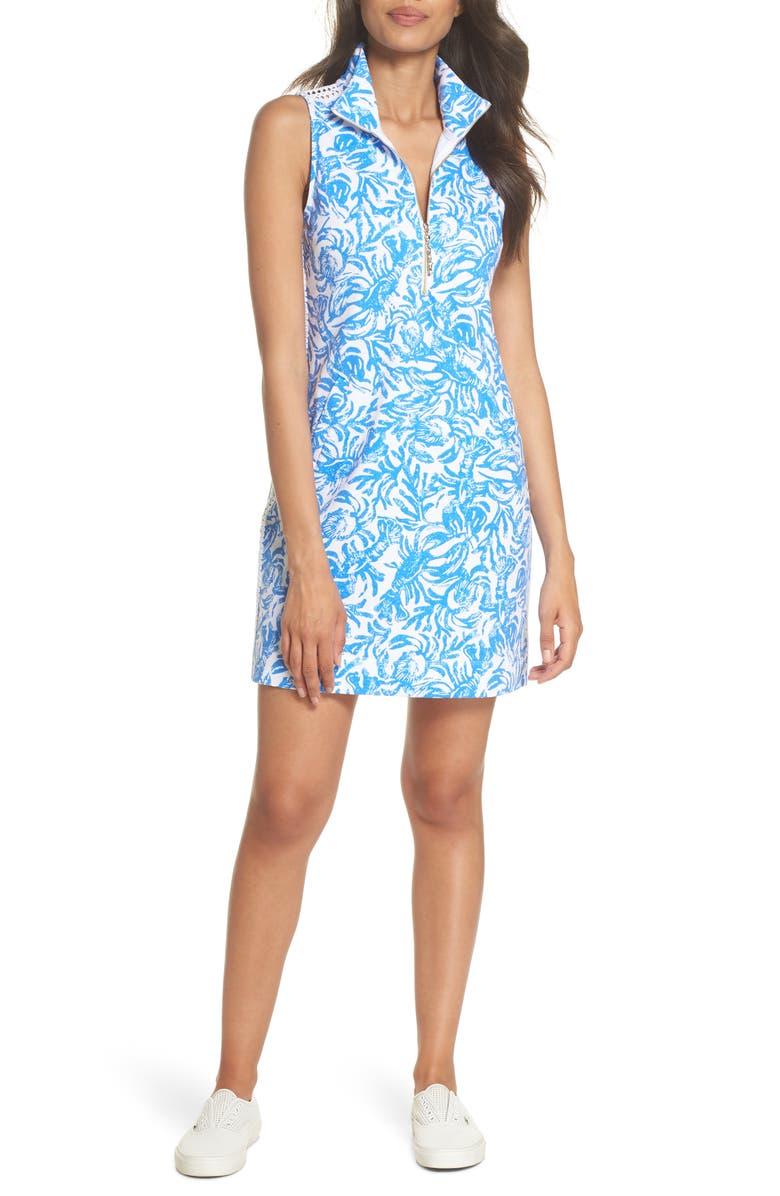 6dd94e839cc296 Lilly Pulitzer® Skipper Sleeveless Shift Dress | Nordstrom