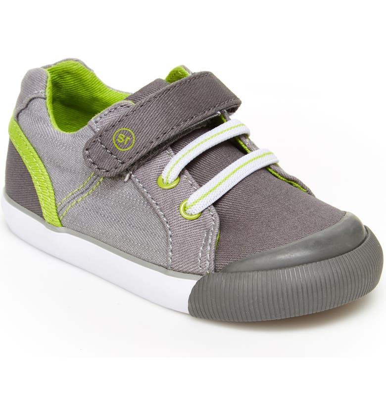 STRIDE RITE Parker Sneaker, Main, color, 020